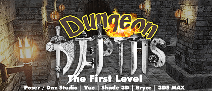 Dungeon Depths: The First Level Complete Edition