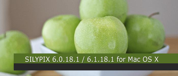 SILKYPIX 6.0.18.1