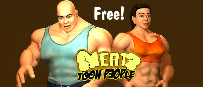 Free Meat 3D Model 1.0.2 Released
