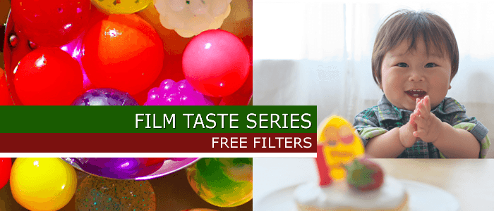 SILKYPIX Film Taste Series