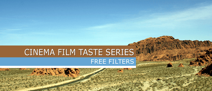Cinema Film Tastes Free Filters