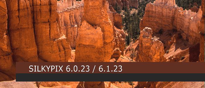 SILKYPIX 6.0.23 / 6.1.23