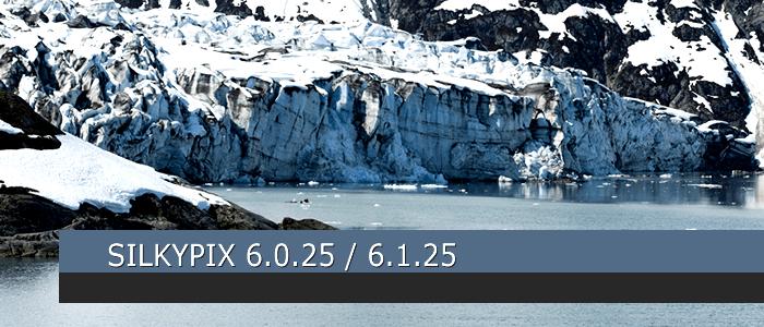 SILKYPIX 6.0.25 / 6.1.25