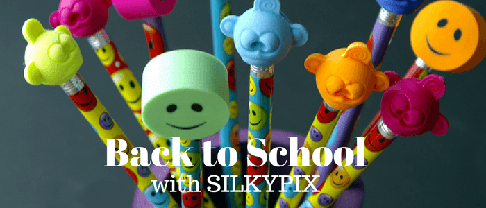 Back to School with SILKYPIX 7