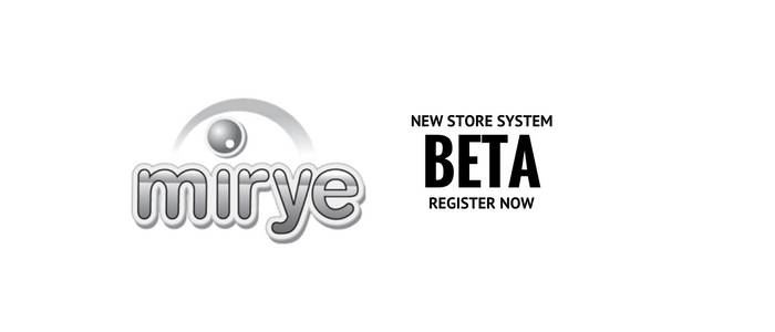 Mirye Beta Store Now Available