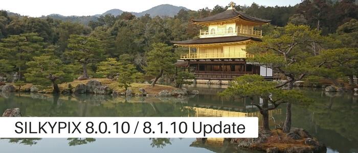 SILKYPIX DS Pro8 8.0.10 & SILKYPIX DS 8 8.1.10