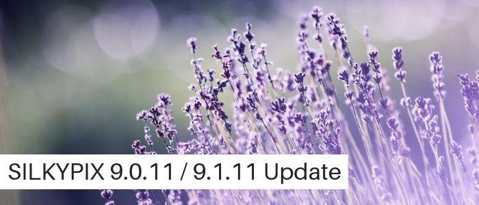 SILKYPIX 9.0.11 / SILKYPIX 9.1.11 adds new Panasonic & Canon EOS Cameras